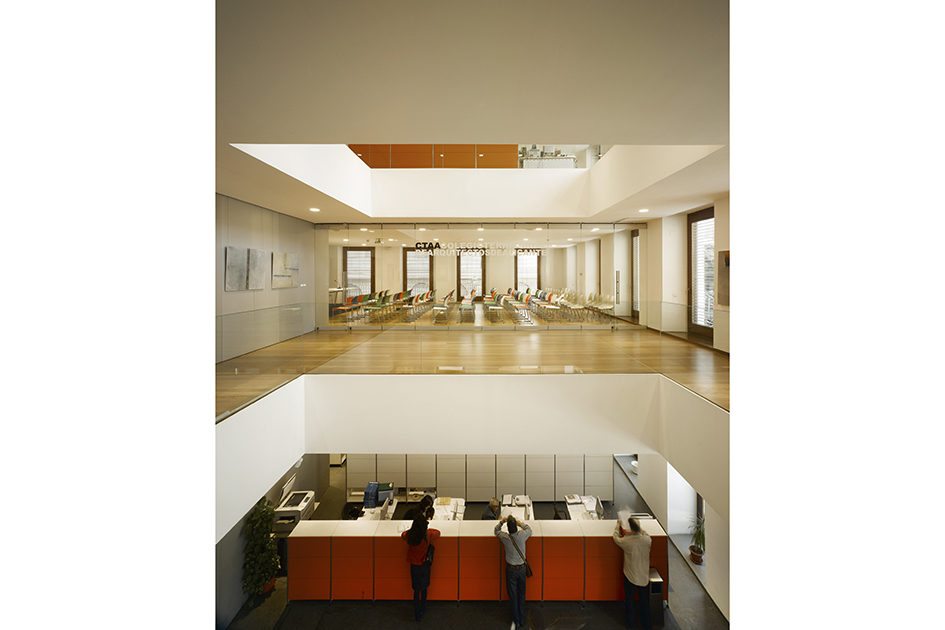 CTAA colegio territorial de arquitectos de alicante orts-trullenque