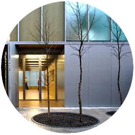 colegio territorial arquitectos de la safor exterior acceso