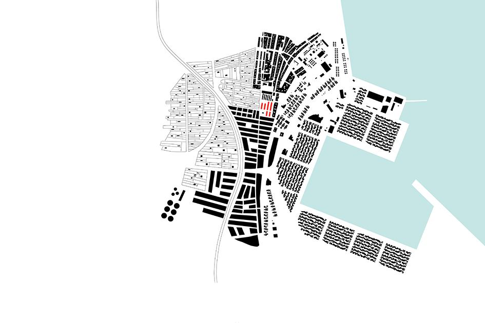 56 viviendas de proteccion pública zal valencia orts-trullenque