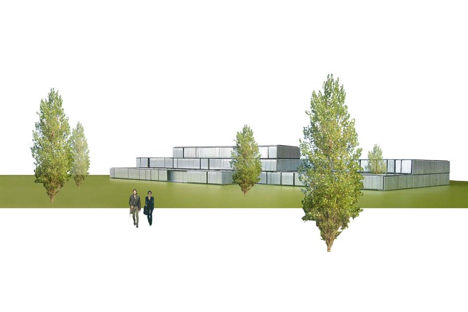 centro servef alicante proyecto orts-trullenque