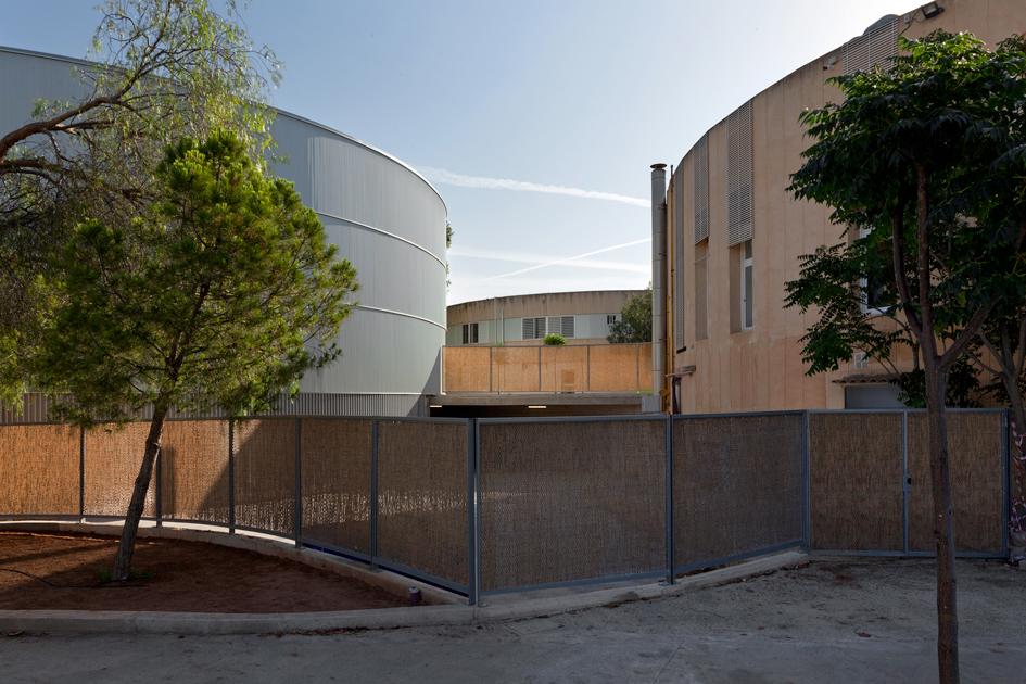 sala polivalente Liceo Francés de Valencia